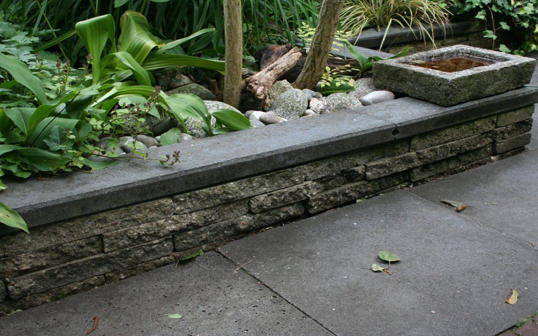 Hergebruik en recycling tuinmaterialen.