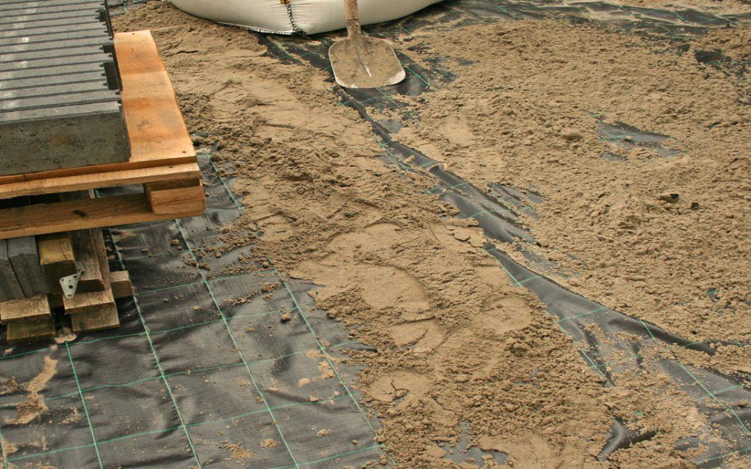 Helpt gronddoek tegen onkruid?