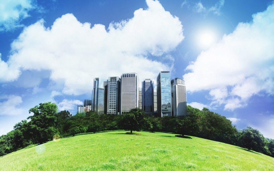 Groen geeft de stad meerwaarde.