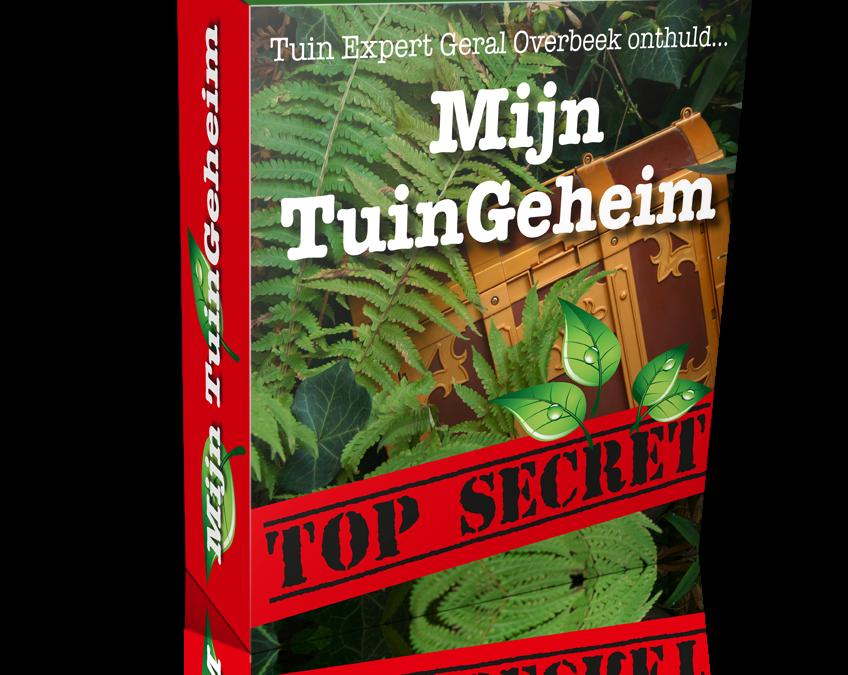 Mijn Tuingeheim Eboek