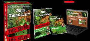 Stap voor stap je eigen tuin ontwerpen product van Mijn Tuingeheim