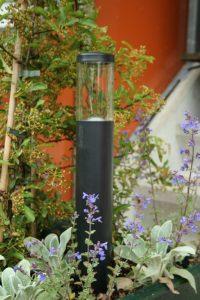 Mijn Tuingeheim tuinlamp op dakterras