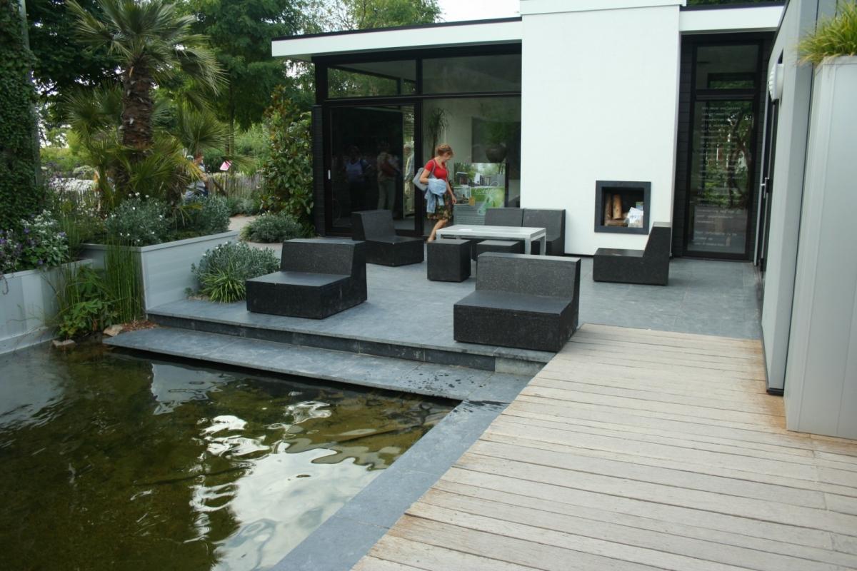 Tuintrends 2013 hoe kan je die toepassen uit de serie v mijntuingeheim - Kleine designtuin ...