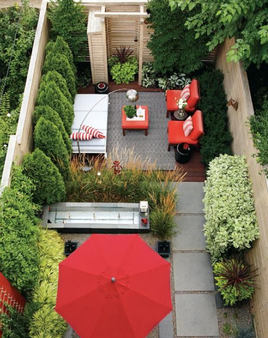 10 TIPS Voor een Kleine Tuin