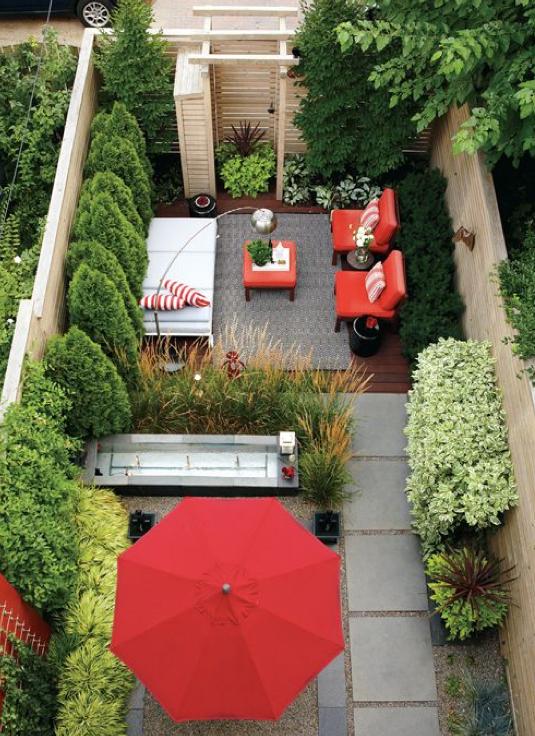 Zeer 10 tips voor een kleine tuin #FE91