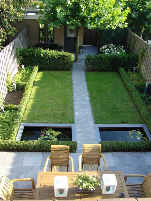 10 tips voor een kleine tuin for Kleine stadstuin ideeen