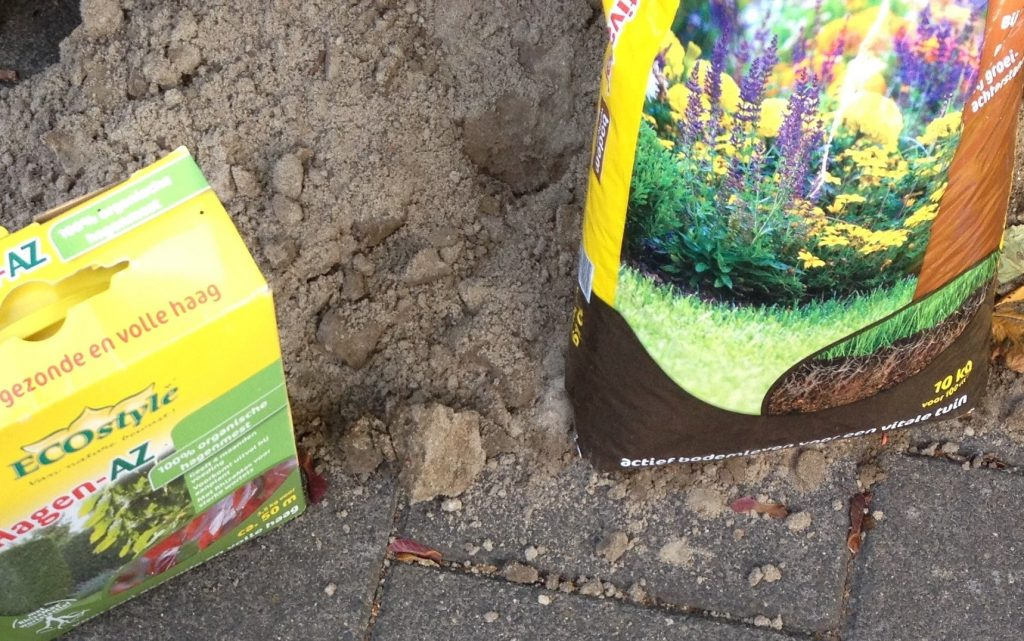 aarde compost en hagenmest tuincursus online
