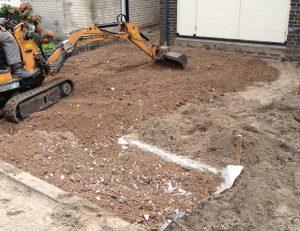 bestrating verzakt minder met steenpuin tuincursus online