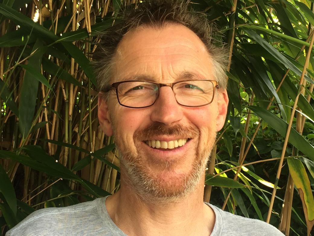 Geral Overbeek van Tuinspecialist van Tuincursus Online